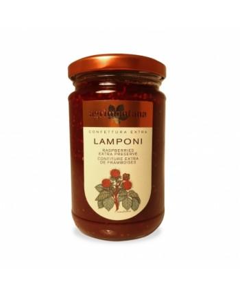Raspberries extra jam 350gr