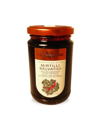 Blueberries extra jam