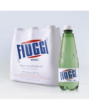 Natural Mineral Water (500 ml)