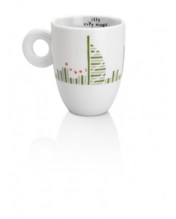 Illy City Mug Dubai