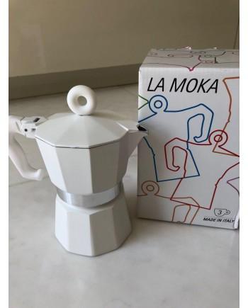 MOKA White 1 Cup