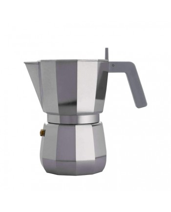 NEW MOKA ALESSI 6 CUPS