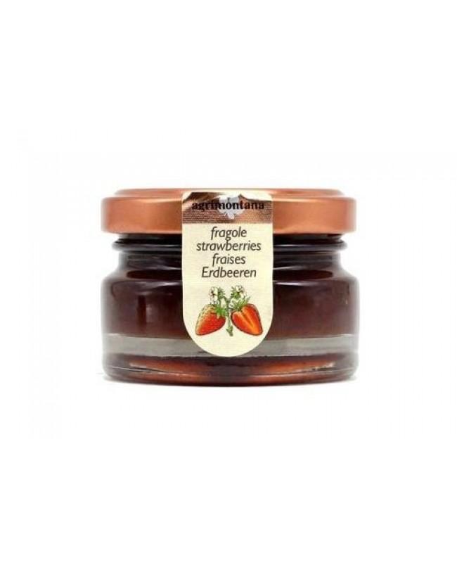 Strawberries extra jam