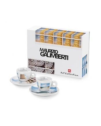 Maurizio Galimberti Set of 2 Espresso Cups