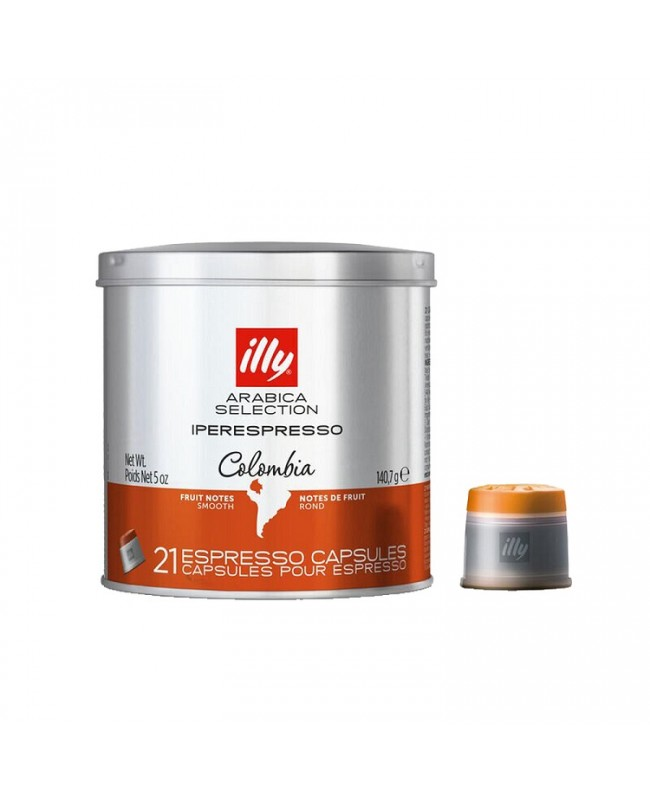 Illy Arabica Selection Iperespresso Colombia