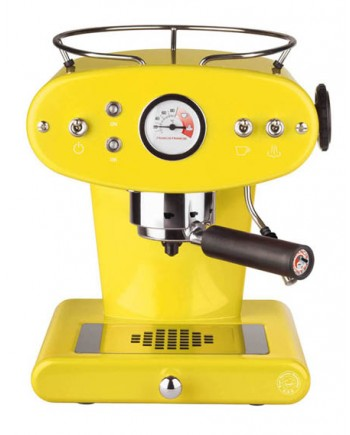 X1 Trio E.S.E Machine Yellow