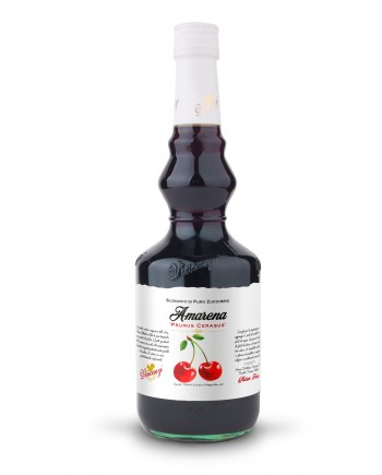 VINCENZI Syrup Black Cherry 700 ml